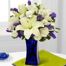 The Beyond Blue Bouquet