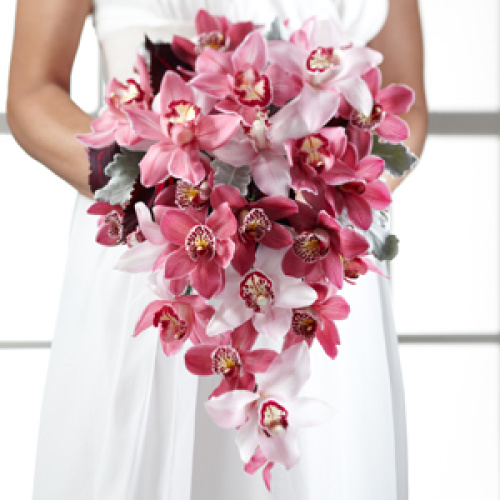 Pink Wedding Belle Bouquet