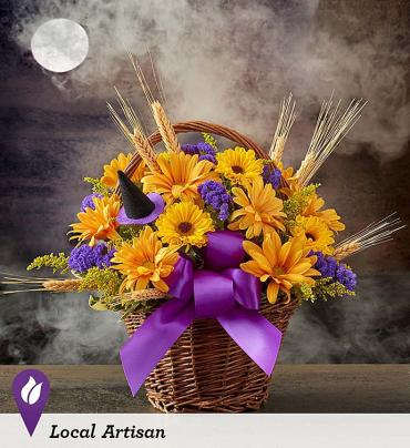 Witches Brew Basket