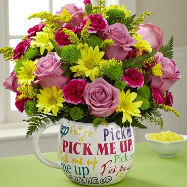 The Pick-Me-Up® Bouquet