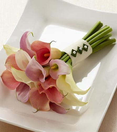 Promising Calla Lily Bouquet