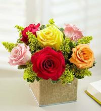 Radiant Rose Bouquet