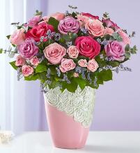 Cascading Rose Bouquet