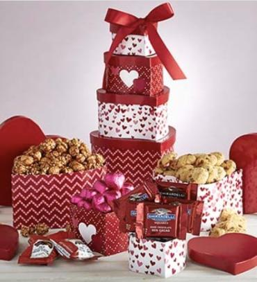Valentine Gourmet Tower