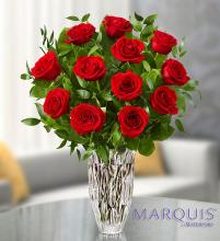 Marquis by Waterford  Red Roses