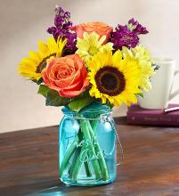 Sunny Bouquet for Dad
