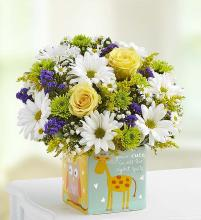 Playtime for Baby Boy Bouquet