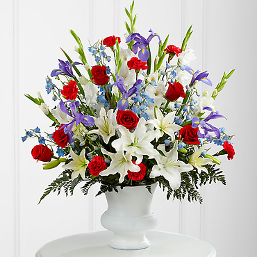 The Cherished Farewell Arrangement