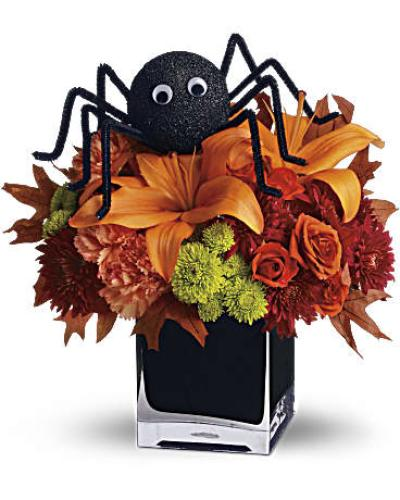 Spooky Spiders Bouquet
