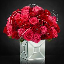 The Blushing Extravagance Luxury Bouquet by Kalla