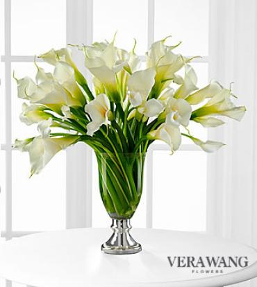The Musings™ Luxury Calla Lily Bouquet by Vera Wang